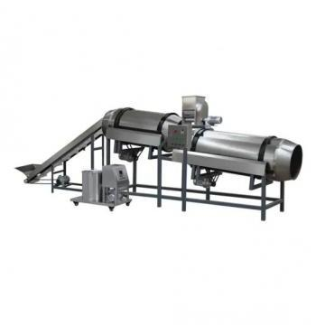 High Quality New Designed Textured Twin Screw Soy Protein Extruder Tvp/Tsp
