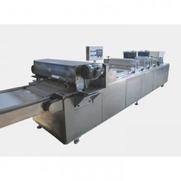 Energy Bar Chips Candy Packaging Machine Flow Horizontal Packing Machine