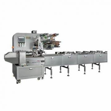 Protein Bar Packaging Automatic High Speed Peanut Bar Energy Protein Bar Packing Machine
