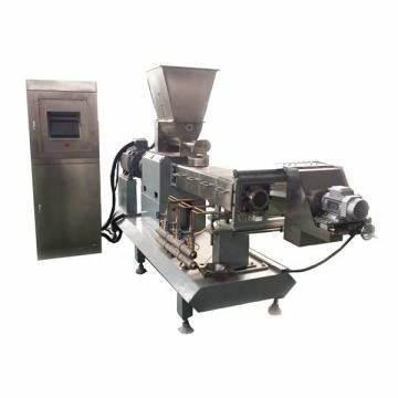 Industrial Corn Puff Snack Extruder/Inflated Corn Wheat Snack Making Machinery with Ce