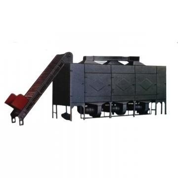 Ce Certificate Automatic Tunnel Industrial Microwave Three Pass Rotary Drum Wood Dehydration Dryer Machine