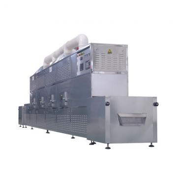Continuous Tunnel Type Microwave Spice Powder Drying Oven Machine