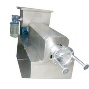 Automatic Small Textured Vegetable Soya Protein Making Machine Soyeban Nuggets Extruder