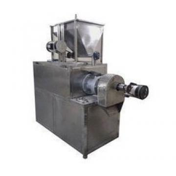 Tsp Textured Soyabean Nuggets Soybean Protein Machine Soya Protein Extruder