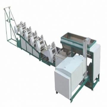 Automatic Horizontal Instant Noodles Manufacturing Plant Rotary Packing Packaging Machinery